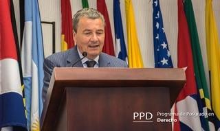 Intervento all'Istituto Interamericano de Derechos Humanos